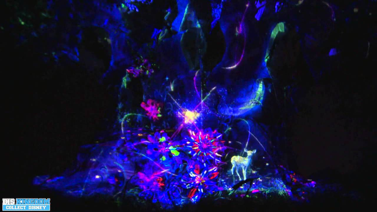 Tree Of Life Preview At Walt Disney World's Animal Kingdom