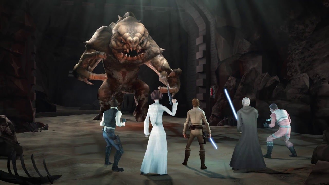Star Wars: Galaxy Of Heroes Adds Guilds, Raids & New Characters