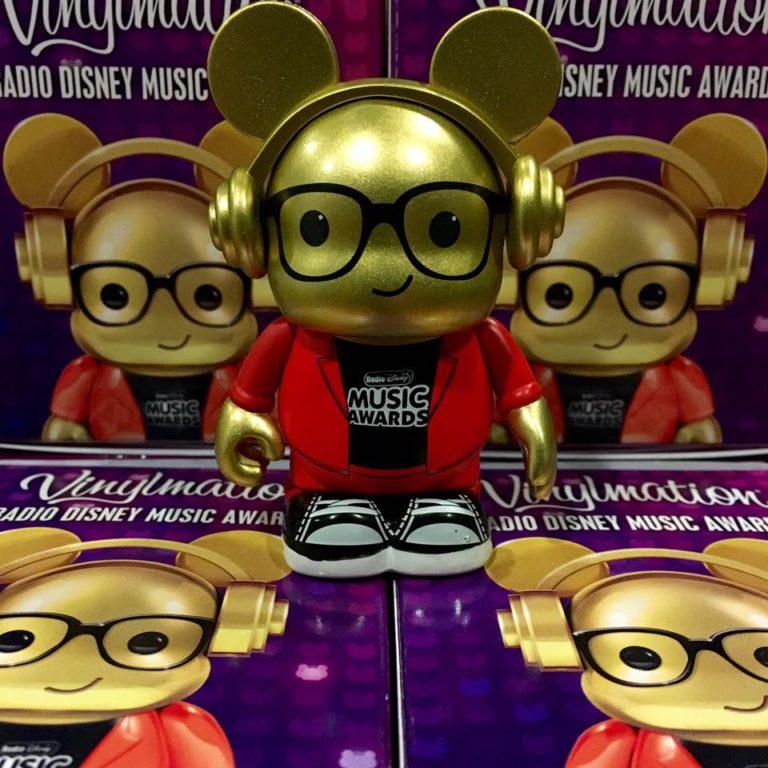 Radio Disney Awards Vinylmation Released