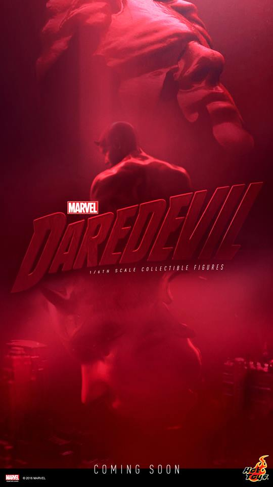 Daredevil Hot Toys Collectibles Coming Soon