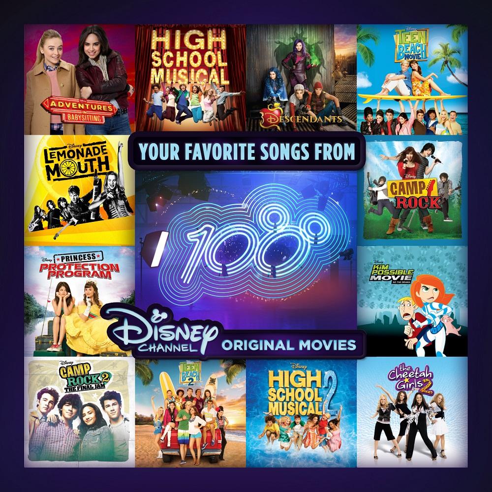 Disney Channel Original Movies Album Coming Soon