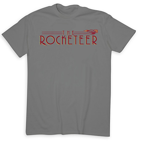 Rocketeer Limited Release T-Shirt Out Now