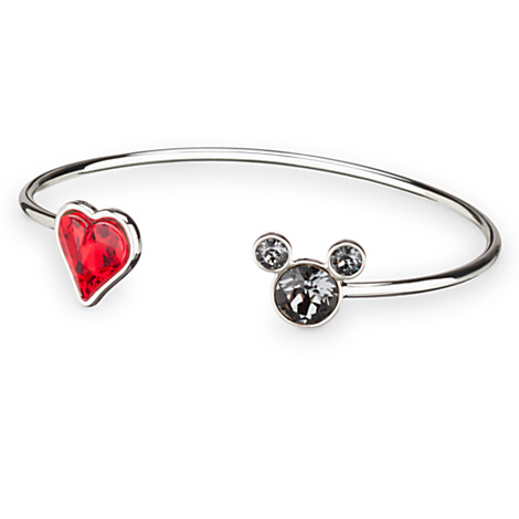 New Mickey Mouse Icon Jewelry Online at The Disney Store!!!