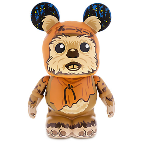 Star Wars Wicket 9″ Ewok Vinylmation Out Now