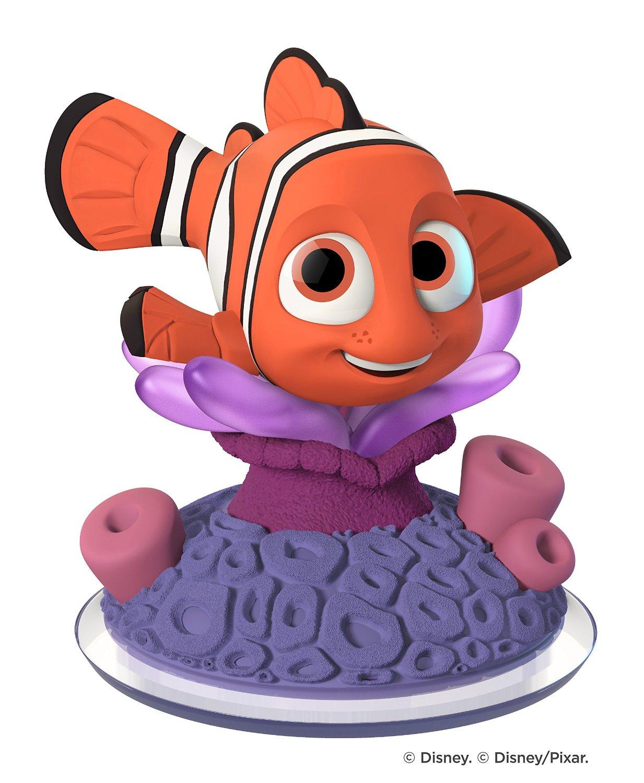 Disney Infinity 3 0 Nemo Found Diskingdom Com Disney Marvel