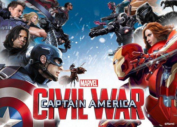 DisQuiz #1 – Captain America: Civil War