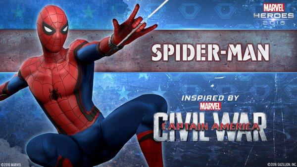 Marvel Heroes 2016 Update – Civil War Continues
