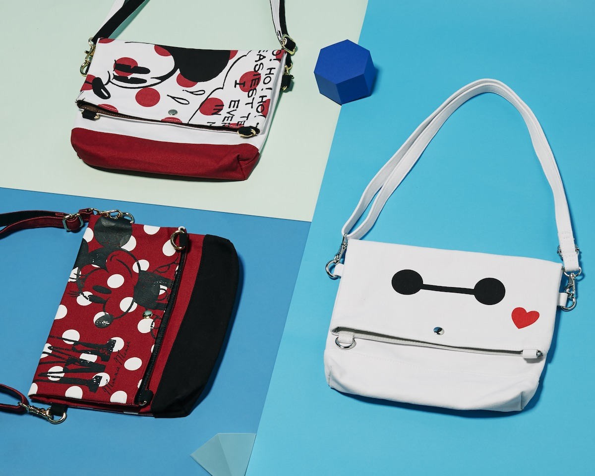New Bags & Accessories from D/Style Online at The Disney Store!!!