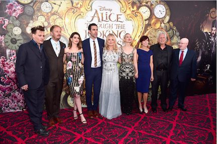 """Photos From """"Alice Through The Looking Glass"""" Premiere"""
