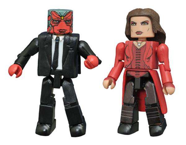 List of Marvel & Star Wars SDCC 2016 PREVIEWS Exclusives