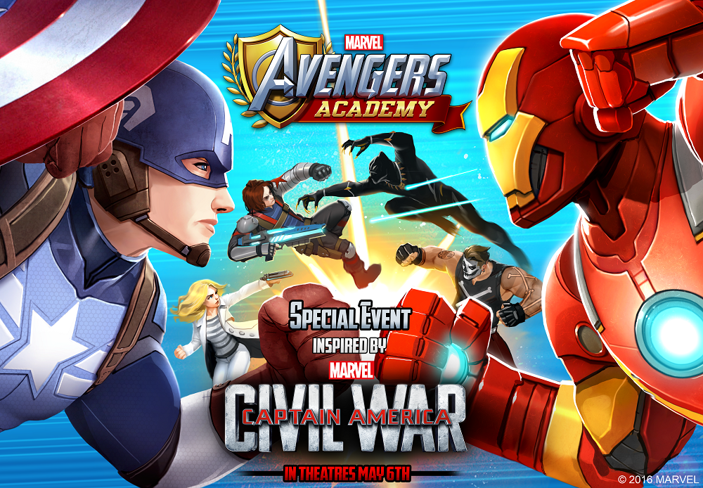 Marvel's Civil War Brings In Big Rewards For Video Games