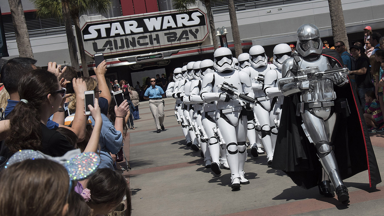 Star Wars: A Galactic Spectacular' Fireworks Coming Soon To Hollywood Studios