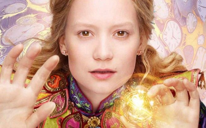 DisQuiz #3 – Alice Through The Looking Glass