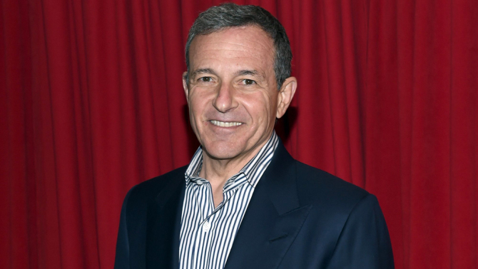 Disney CEO Bob Iger Isn't Planning On Staying Past 2018