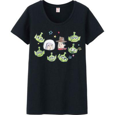 6bdad3b7 New Disney Pixar Tees for Men & Women Online at UNIQLO ...