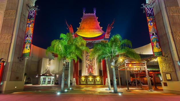 Walt Disney World Attraction Spotlight – The Great Movie Ride