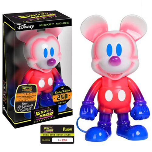 Mickey Mouse Snow Cone Hikari Coming Soon