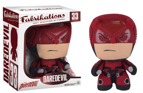 Scarlet Witch Pocket Pop & Daredevil Fabrikation Coming Soon