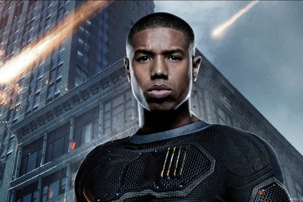 The Human Torch Actor Joins The Black Panther Movie