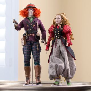 Alice Through The Looking Glass Limited Edition Dolls Coming Soon