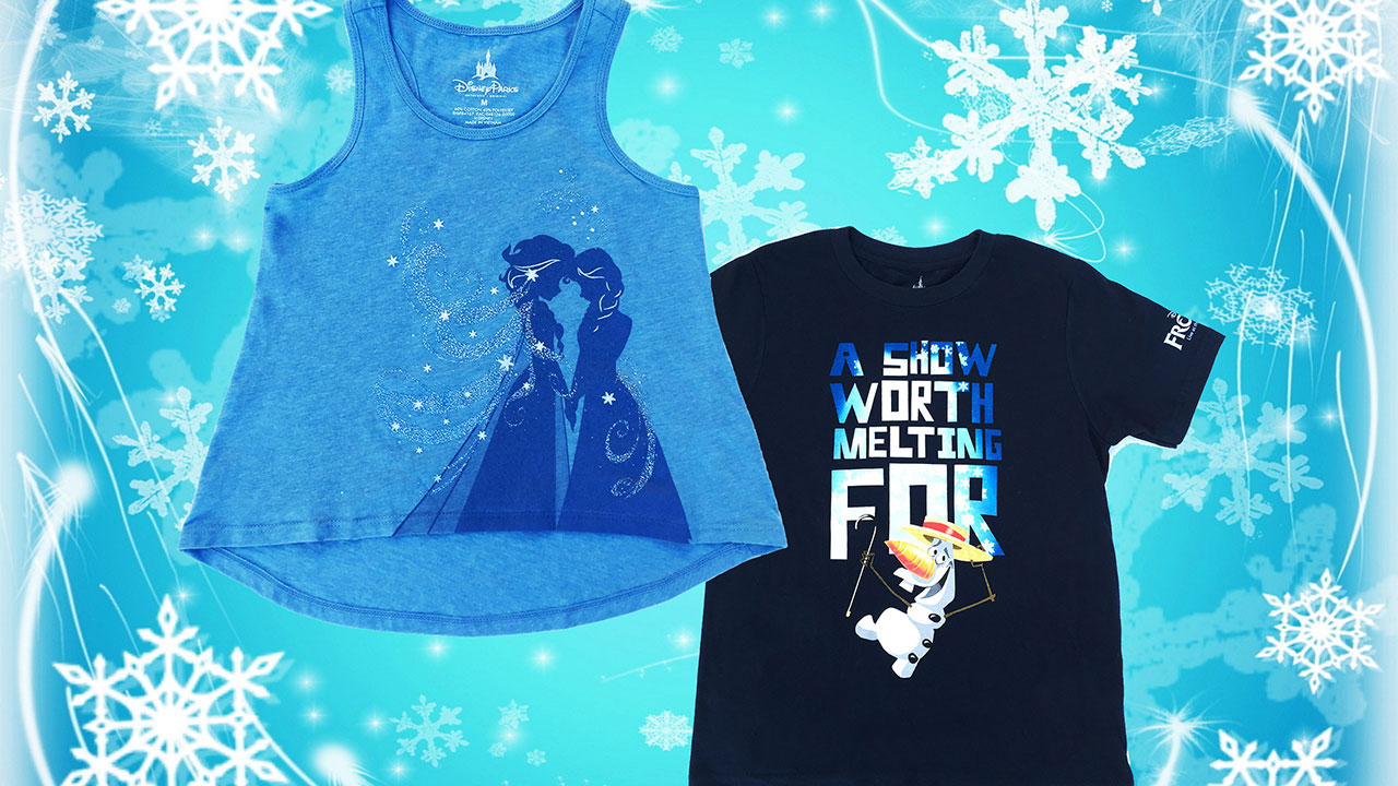 First Look at 'Frozen – Live at the Hyperion' Merchandise