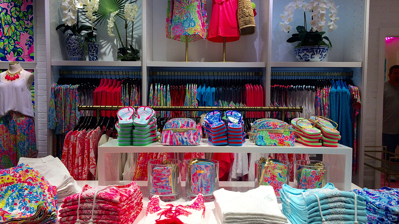 Lilly Pulitzer & Trophy Room Come To Disney Springs