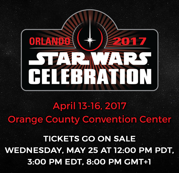 Star Wars Celebration Returning To Orlando In 2017