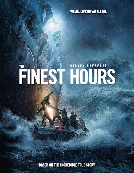 The Finest Hours Coming To Home Video