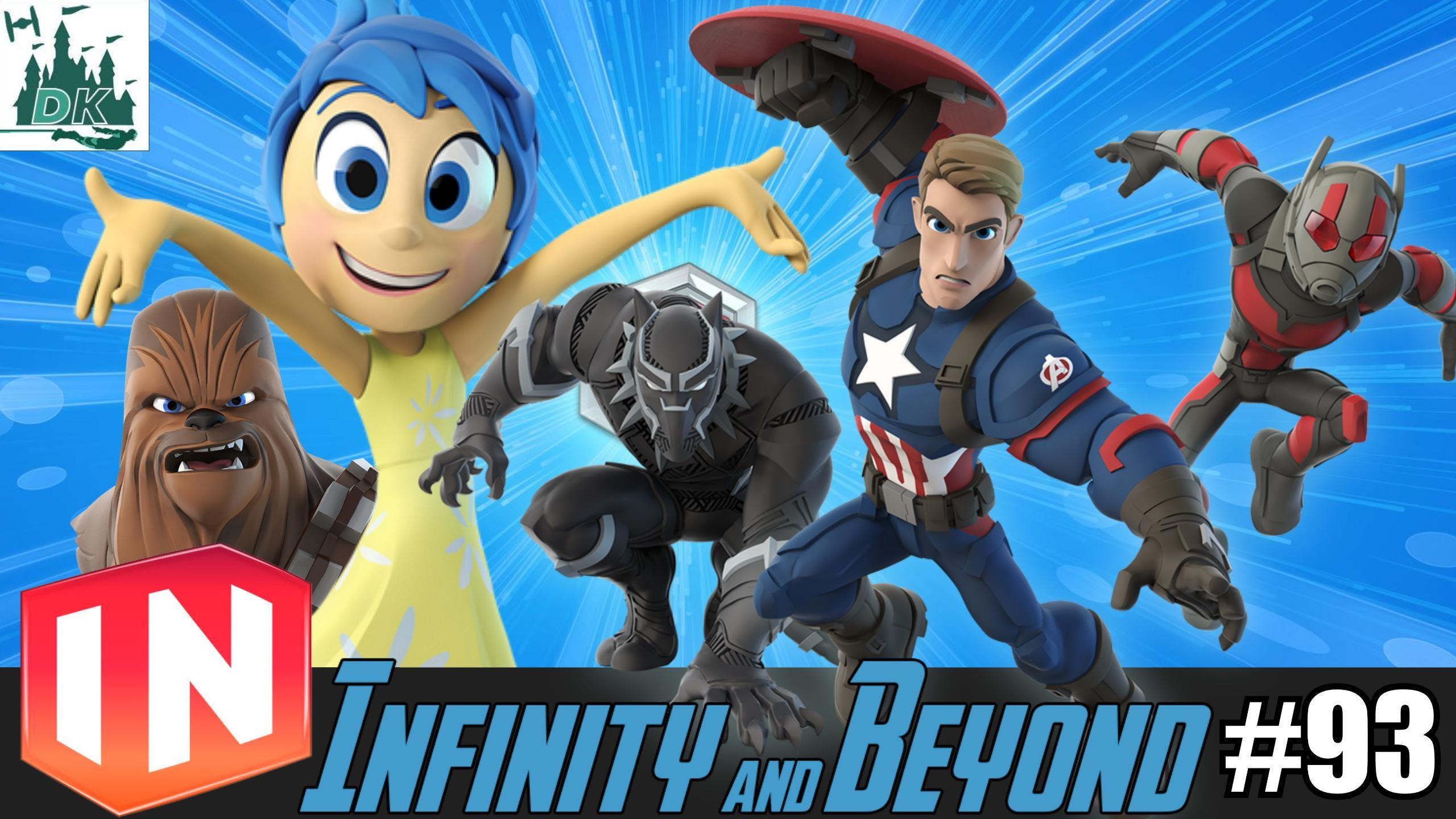 Disney Infinity 3.0 & Beyond #93 – How To Improve Disney Infinity?