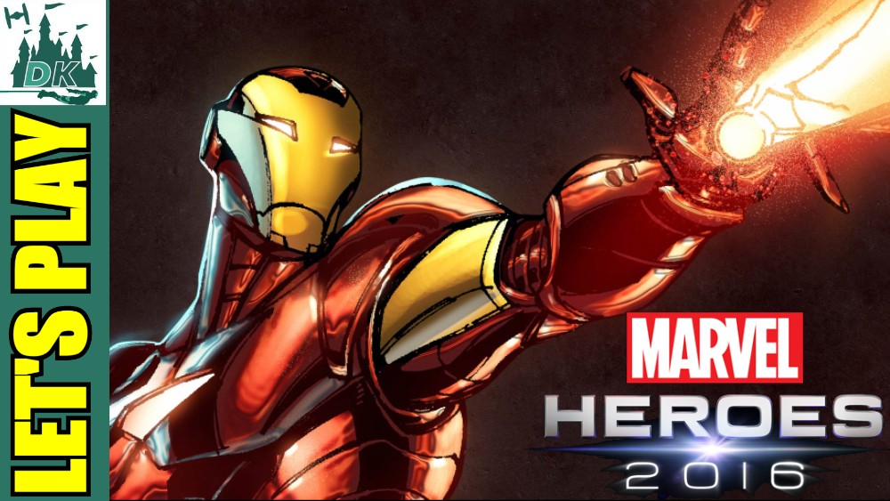 Civil War Midtown Patrol | Marvel Heroes 2016 Let's Play