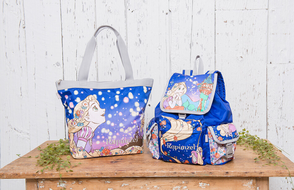 New Tangled LeSportsac Collection Out Now at Tokyo Disneyland!!!
