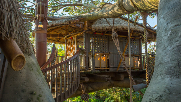 Swiss Family Treehouse Closed For Refurbishment This Summer