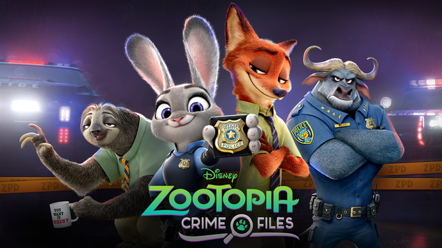 Zootopia Crime Files: Hidden Object Coming Soon