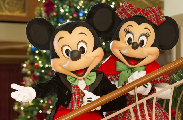 Sail Away to a Magical Winter Holiday with Disney Cruise Line