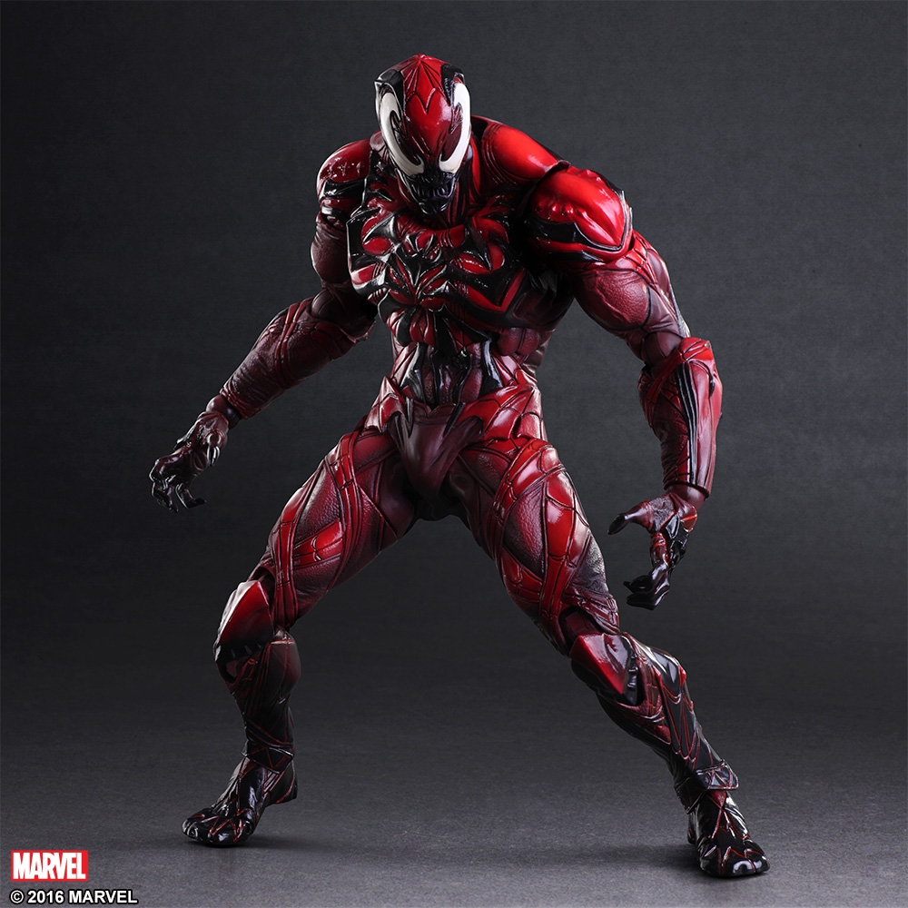 Venom Play Arts Kai Figure Coming Soon