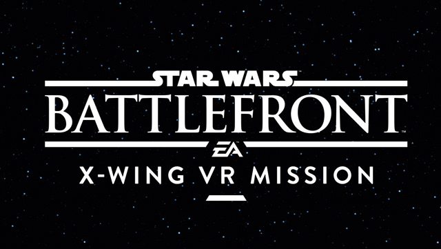 Star Wars Battlefront: X-Wing VR Mission Coming Soon