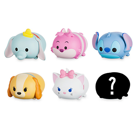 disney favorites series 1 tsum tsum vinyl figures out now. Black Bedroom Furniture Sets. Home Design Ideas