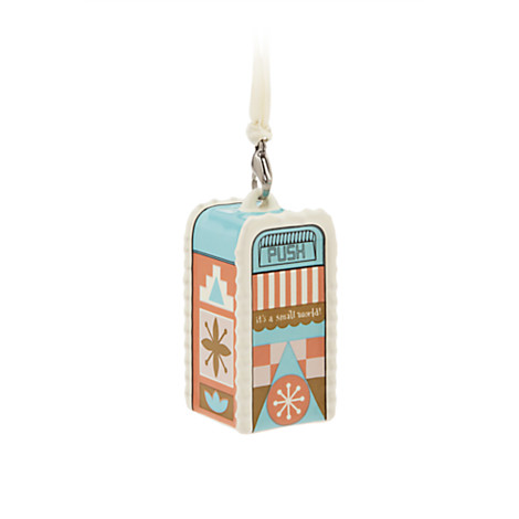 New Trash Can Ornaments Online at The Disney Store!!!