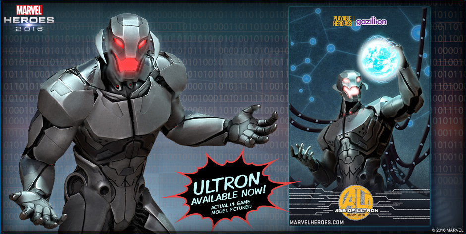 Ultron Plus New Captain America Costumes and More Join