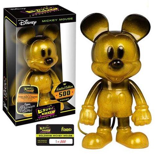 Mickey Mouse Black and Gold Hikari Coming Soon