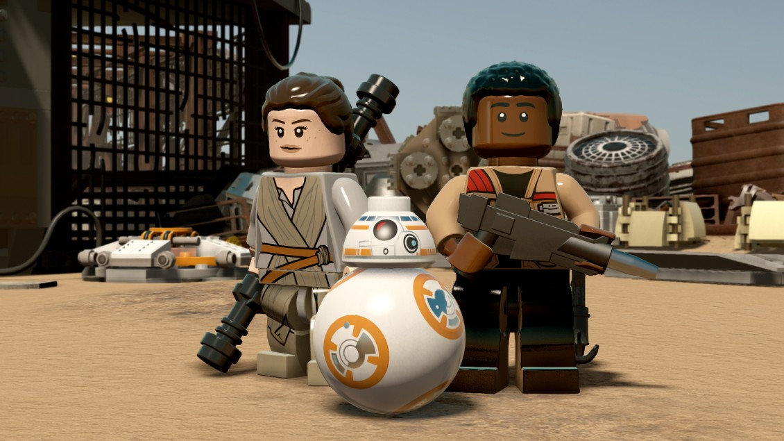 LEGO Star Wars: The Force Awakens Character Spotlight Series Continues with NEW BB-8 Video
