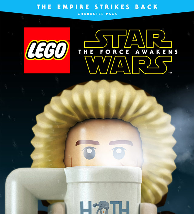 LEGO Star Wars: The Force Awakens – The Empire Strikes Back Character Pack Trailer Released