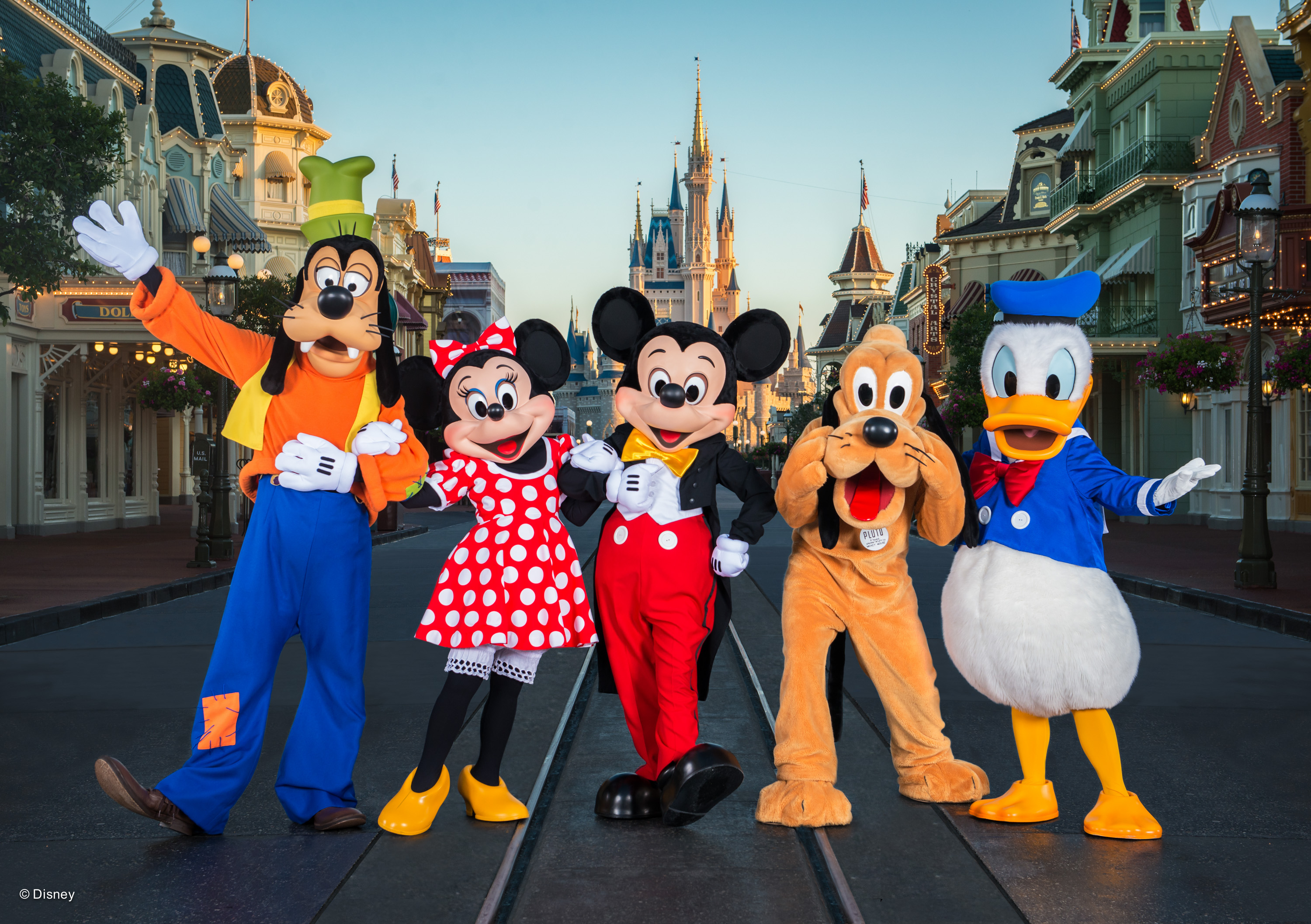 2017 Vacation Packages for Walt Disney World Available Now