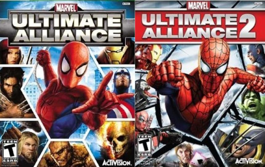 Marvel Ultimate Alliance 1 & 2 Listed For Xbox One & PS4