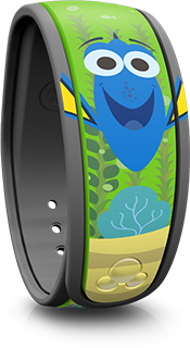 Finding Dory MagicBand Coming Soon