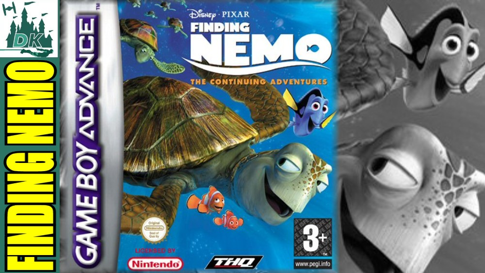 Finding Nemo: The Continuing Adventures | Retro Let's Play