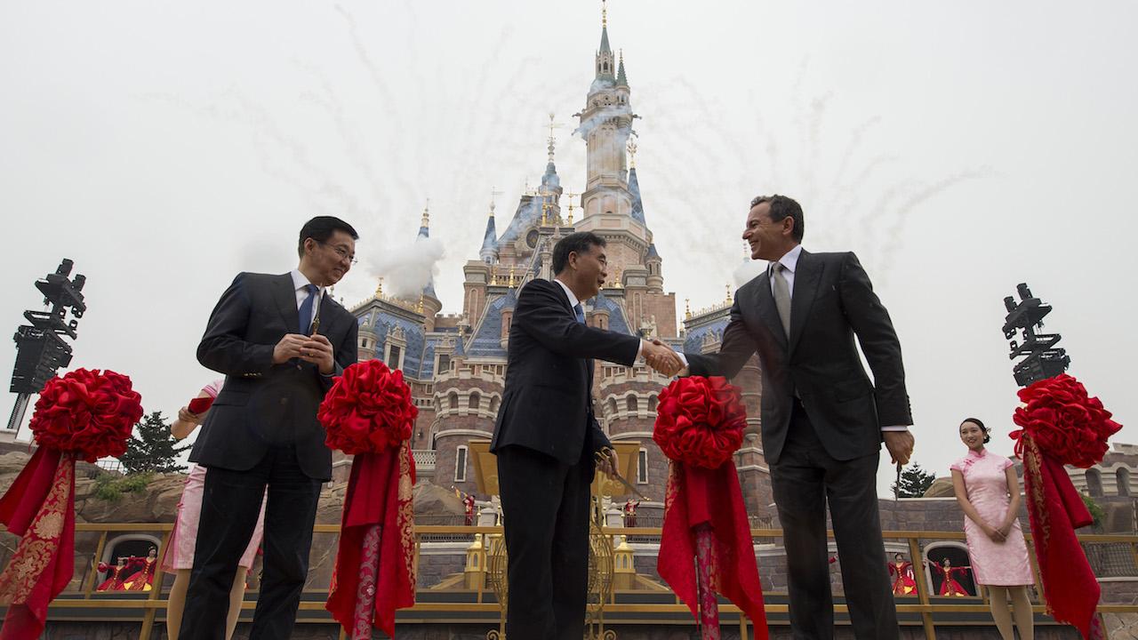 Shanghai Disney Resort Celebrates Historic Grand Opening as the First Disney Resort in Mainland China