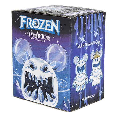 Frozen Marshmallow Eachez Vinylmation Coming Soon