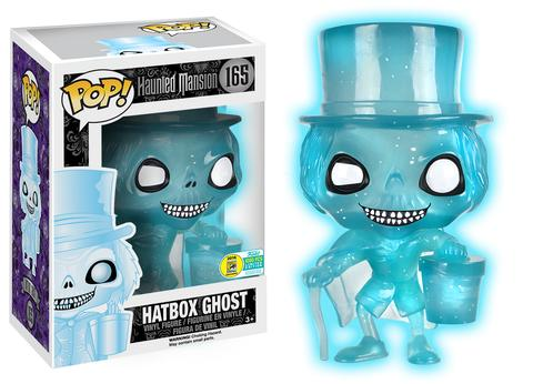 Haunted Mansion Pop Vinyl Variants Coming To SDCC