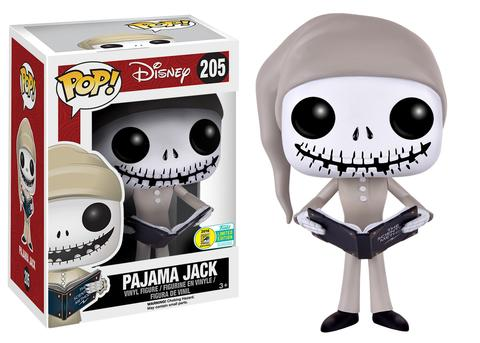Pop! Disney: Nightmare Before Christmas – Pajama Jack Skellington Coming To SDCC